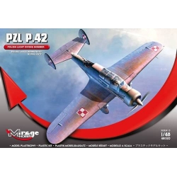 MIRAGE HOBBY 481320 1/48 PZL P.42 Polish Diving Bomber