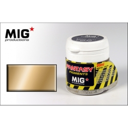 MIG Productions F612 Pigments Laiton - Brass