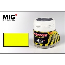 MIG Productions F617 Pigments Jaune Sulfurique - Sulfur Yellow