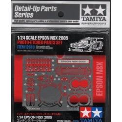 TAMIYA 12610 1/24 Epson NSX 2005 Photo-Etched Parts Set