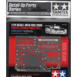 Tamiya 12612 1/24 ARTA NSX 2005 Photo-Etched Parts Set