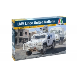 ITALERI 6535 1/35 LMV Lince United Nations
