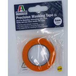 ITALERI 50827 Precision Masking Tape 6mm 18m
