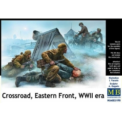 MasterBox MB35190 1/35 Crossroad, Eastern Front, WWII era