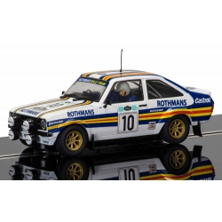 SCALEXTRIC C3749 Ford Escort MK2 - Acropolis Rally 1980