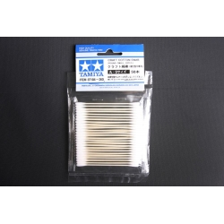 Tamiya 87104 Craft Cotton Swab - Round/Small 50pcs