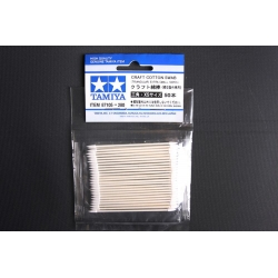 TAMIYA 87105 Cotons Tiges Triangulaires XS 50pcs - Craft Cotton Swab