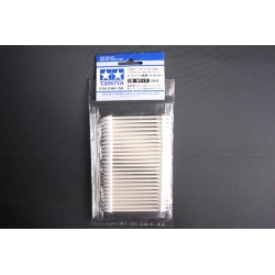 Tamiya 87141 Cotons Tiges Ronds Plats 50pcs - Craft Cotton Swab