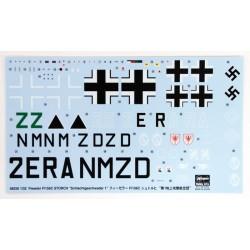 AFV CLUB AF35062 1/35 German 10,5 cm Howitzer Ammunition leFH 18 Accessory set