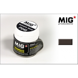MIG Productions P040 Pigments Volcanic Sand