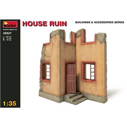 Miniart 35527 1/35 House ruin