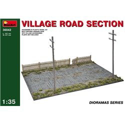 Miniart 36042 1/35 Village Road Section