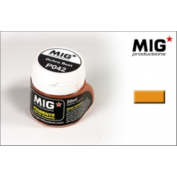MIG Productions P042 Pigments Ocre Rust