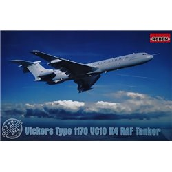 RODEN 328 1/144 Vickers VC10 K4 type 1170 tanker