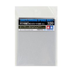 Tamiya 87163 Polishing Sanding Sponge Sheet 320