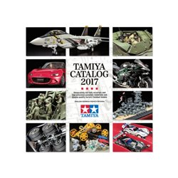 TAMIYA 64407 Catalogue 2017 English 84 pages