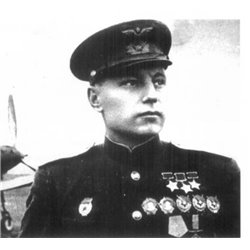 CMK F48123 1/48 Soviet Aces A.I. Pokrykin Resine