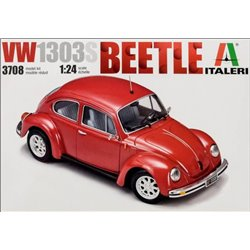 ITALERI 3708 1/24 VW Beetle Coupe