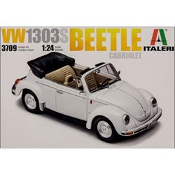 ITALERI 3709 1/24 VW Beetle Cabrio 1303S