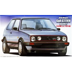 Fujimi 12498 RS18 1/24 Volkswagen Golf GTI 16V Rabbit