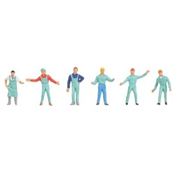 Faller 150920 HO 1/87 Factory workers