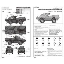 "HASEGAWA 02217 1/72 SR-71A BLACKBIRD ""BODONIAN EXPRESS"""