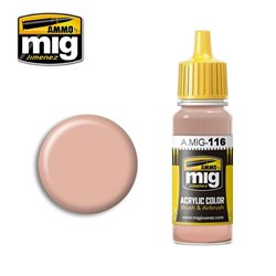 AMMO OF MIG A.MIG-0116 Peinture Peau Base – Basic Skin Tone 17ml