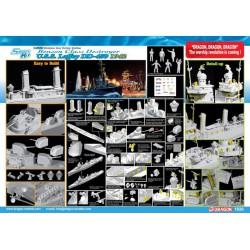 Black Dog F35062 1/35 US Woman soldier