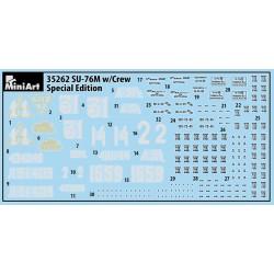 Black Dog T35076 1/35 HUMVEE special forces conversion set