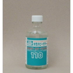 GUNZE Sangyo Mr Aqueous Hobby Color T110 Thinner 110ml