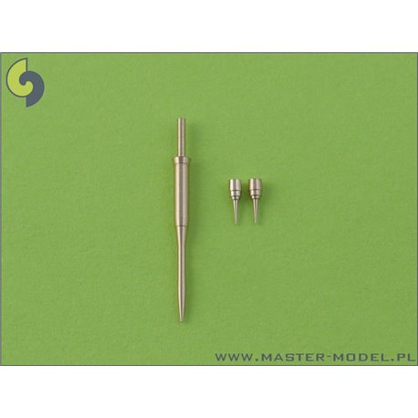 Master Model AM-48-008 1/48 F-16 Pitot tube & Angle Of Attack probes