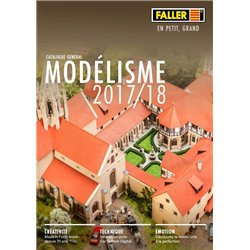 FALLER Catalogue 2017 – 2018 En français 503p