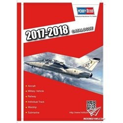 Hobby Boss Catalogue 2017 – 2018 Anglais 57p