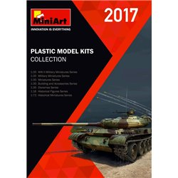 Miniart Catalogue 2017 Anglais – English 52 p