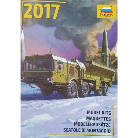ZVEZDA Catalogue 2017 En Anglais – English 60p