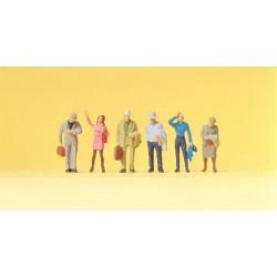 HUMBROL Peinture Enamel 101 MID GREEN 14ml MATT
