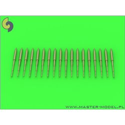 Master Model AM-72-092 1/72 Static dischargers for F-16 16pcs+2spare