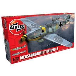 AIRFIX A02029A 1/72 Messerschmitt Bf109G-6