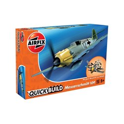 AIRFIX J6001 QUICK BUILD Messerschmitt Bf109e
