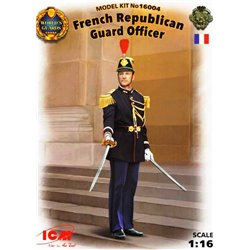 ICM 16004 1/16 French Republican Guard Officer