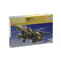 ITALERI 1386 1/72 Jaguar A Gulf War 25th Anniversary