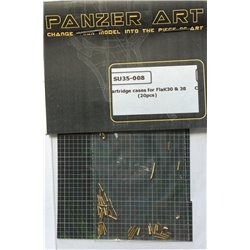 PANZER ART SU35-008 1/35 Cartridge Cases for Flak30/38