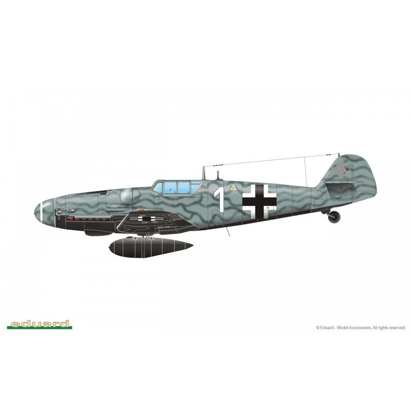 """SPECIAL HOBBY SH48189 1/48 Bücker Bü 181 Bestmann """"Panzerjagdstaffeln"""""""