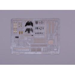Tamiya 85096 TS-96 Orange Fluo - Fluorescent Orange spray 10ml