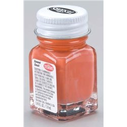 Testors Model Master 1127C2 Enamel Orange Gloss Carded 7,4ml