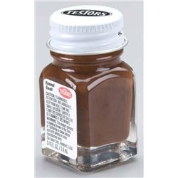 Testors Model Master 1140C2 Enamel Brown Gloss Carded 7,4ml