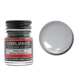 Testors Model Master 1403 Enamel Magnesium Metalizer 14,7ml