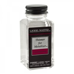 Testors Model Master 1419 Thinner For Metalizer 50ml