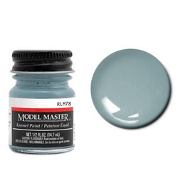 Testors Model Master 2087 Enamel Hellblau RLM78 Semi-Gloss 14,7ml