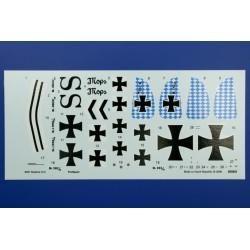 Testors Model Master 2091 Enamel Dunkelgrun RLM82 Semi-Gloss 14,7ml